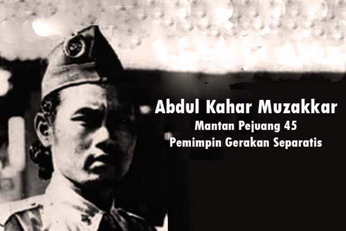 sosok Abdul Kahar Muzakkar