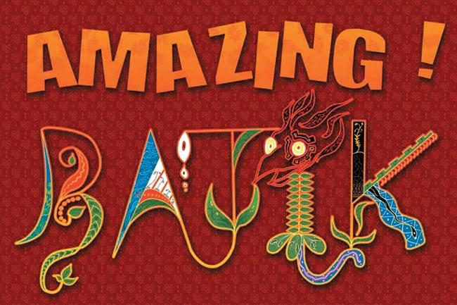 Batik Warisan Budaya Indonesia
