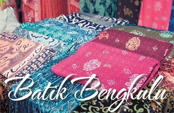 Batik Besurek Bengkulu