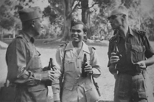 Karir Militer T.B. Simatupang