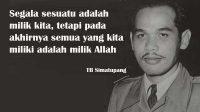 T.B. Simatupang, Konseptor Militer Indonesia