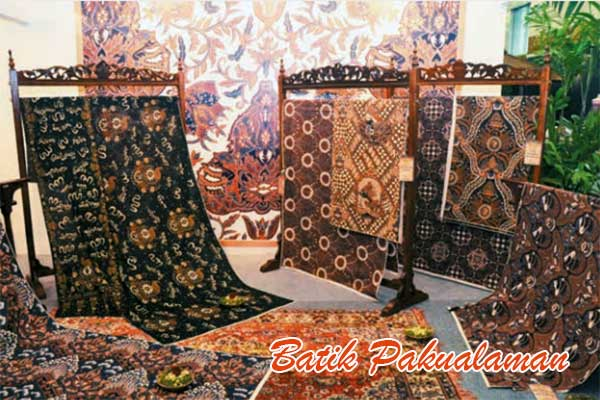 Batik Pakualaman Yogyakarta